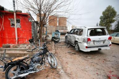 عاملان انفجار دفتر «حزب دمکرات کردستان»