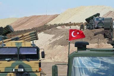 نیروهای ترکیه در ادلب سوریه