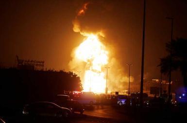 انفجار در خط لوله نفت در بحرین