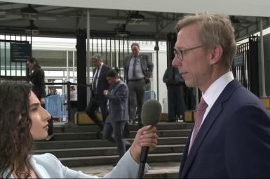 گفتوگوی اختصاصی ایراناینترنشنال با برایان هوک، مدیر گروه «اقدام برای ایران» در وزارتخارجه آمریکا
