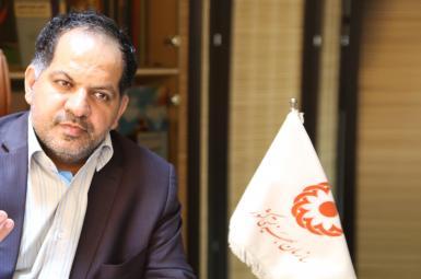 حبیبالله مسعودی فرید معاون امور اجتماعی سازمان بهزیستی کشور