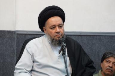 حسین شیرازی، فرزند یکی از مراجع تقلید