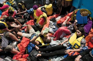 کمپ های پناهندگی استرالی