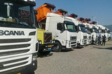 دولت به کامیونداران وعده تأمین «امنیت» میدهد