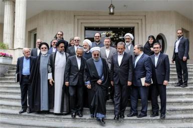 دولت دوم روحانی