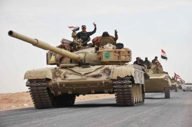 آزادسازی گذرگاه «القائم» بهدست نیروهای عراقی