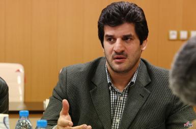 رسول خادم، رییس فدراسیون کشتی ایران