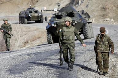 عملیات علیه پ.ک.ک در کوهستانهای قندیل