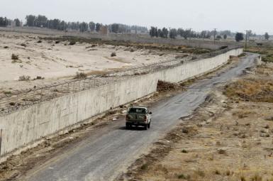 مرز نیروی زمینی سپاه در منطقه سراوان استان سیستانو بلوچستان