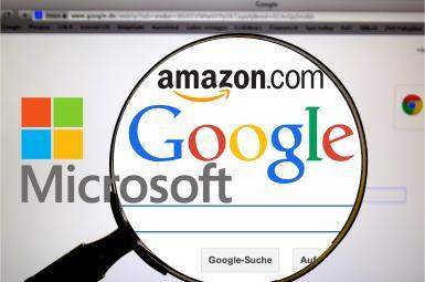 رقابت آمازون، مایکروسافت و گوگل برای قرارداد چند میلیارد دلاری با پنتاگون