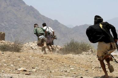 کشته شدن ۱۰ شبهنظامی حوثی در پی درگیری با ارتش دولتی یمن