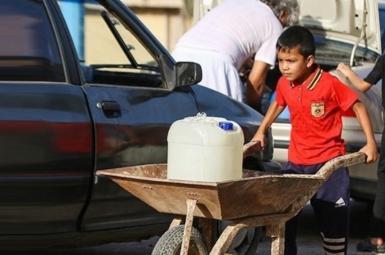 پابرجا بودن مشکلات آب در خرمشهر و آبادان