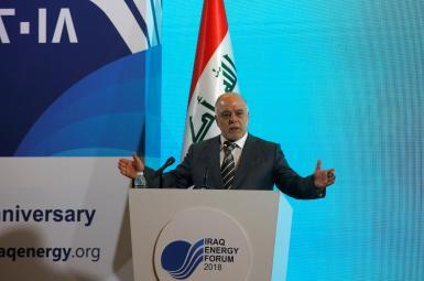 حیدر العبادی، نخست وزیر عراق
