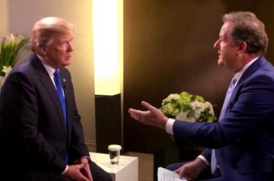 دونالد ترامپ، رئیسجمهوری آمریکا
