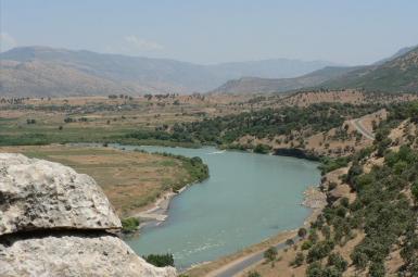 رودخانه زاب کوچک