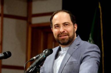 سلمان سامانی سخنگوی وزارت کشور