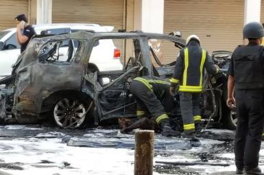 انفجار خودروی بمبگذاریشده در القطیف عربستان