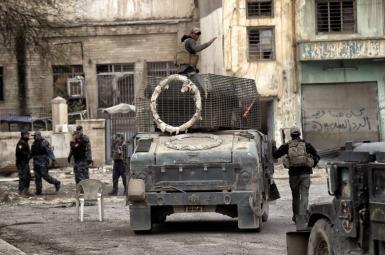 نیروهای ویژهی عراق