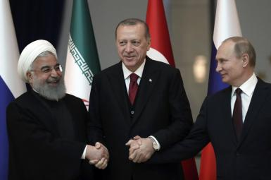 پیوند استراتژیک روسیه با ایران و ترکیه