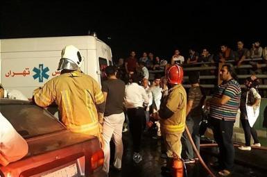 تصادف در ایرانشهر