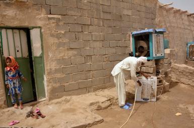 افزایش بی سابقه دما در سیستان و بلوچستان