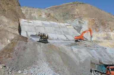 احداث سد كلقانچای بستان آباد در استان آذربایجان شرقی