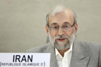 محمد جواد لاریجانی دبیر ستاد حقوق بشر قوه قضائیه