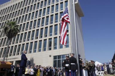 امواج مرموز در سفارت آمریکا در کوبا