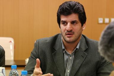 رسول خادم، رئیس فدراسیون کشتی