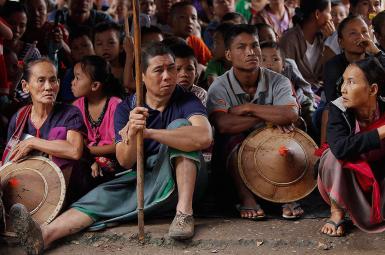 مسلمان روهینگیایی