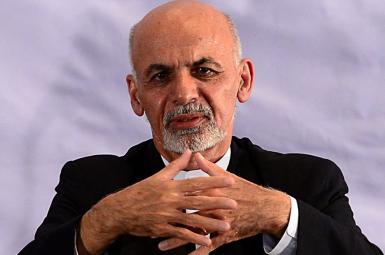 اشرف غنی، رییس جمهور افغانستان
