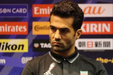 مسعود شجاعی، کاپیتان باسابقه تیم ملی فوتبال ایران