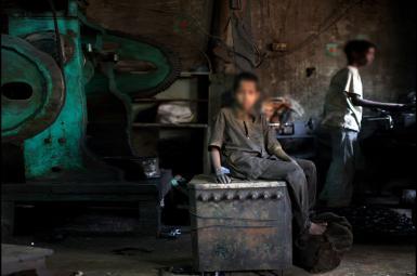 تاریخچه کار کودکان در جهان