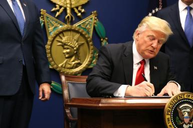 فرمان ممنوعیت مهاجرتی ترامپ