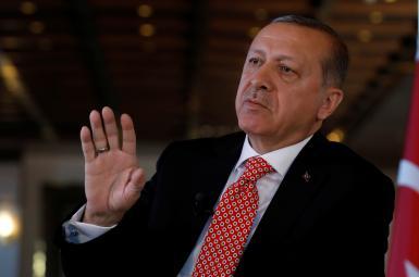 رجب طیب اردوغان، رئيس جمهور ترکیه