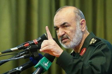حسین سلامی، جانشین فرمانده سپاه