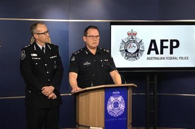 پلیس استرالیا