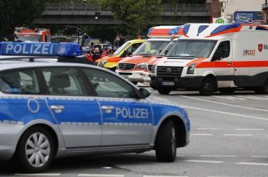 انفجار بمب در نشست کردها در برلین