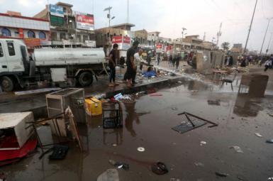 کشته شدن ۵ نفر از شبهنظامیان وابسته به «صدر» در انفجار کرکوک