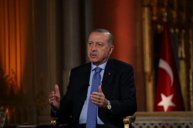 رجبطیب اردوغان، رییس جمهوری ترکیه