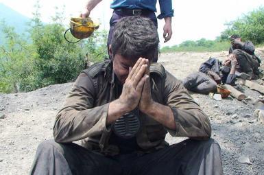 نجات یافتگان معدن یورت