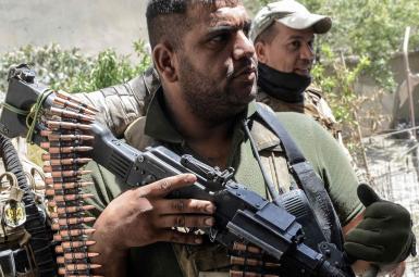 افسران عراقی