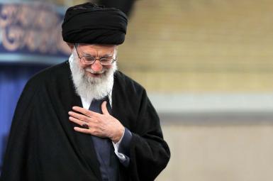 آیتالله علی خامنهای، رهبر جمهوری اسلامی ایران