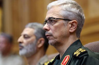 سرلشکر محمد باقری، رییس ستاد کل نیروهای مسلح