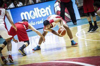 بسکتبال کاپ آسیا