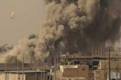 کشته شدن ۲۷ غیرنظامی در الرقهی سوریه توسط ائتلاف بینالمللی