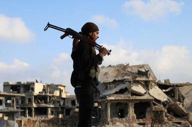 آتشبس در جنوب سوریه