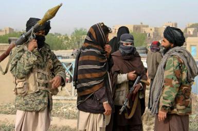 نیروهای طالبان در افغانستان