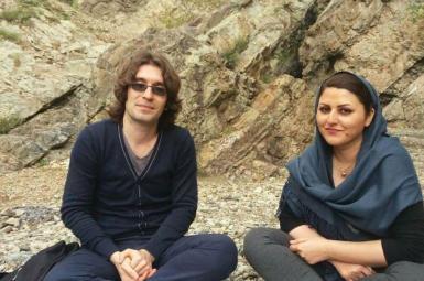 گلرخ ابراهیمی ایرایی، فعال مدنی و همسر آرش صادقی