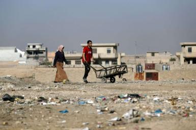 آوارگان عراقی در موصل